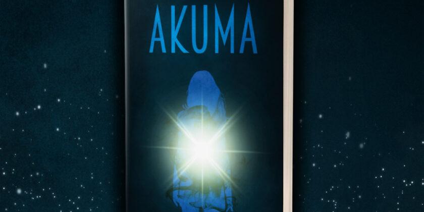 Buchcover – Akuma