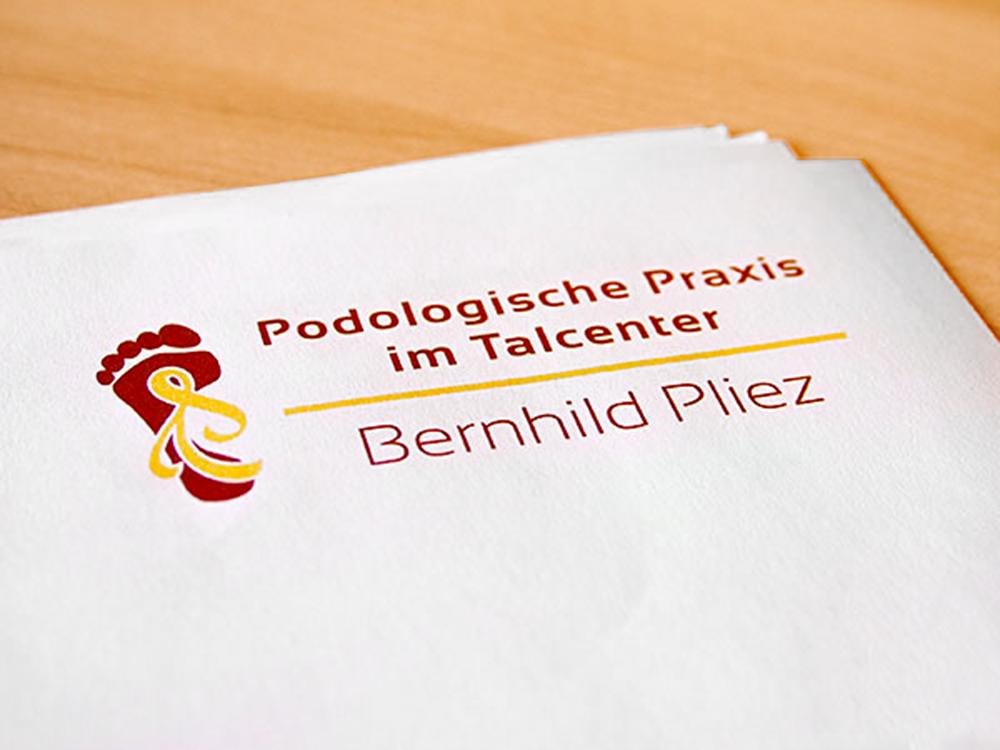 Logo auf dem Briefbogen