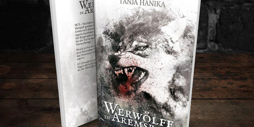Buchcover – Werwölfe in Aremsrath