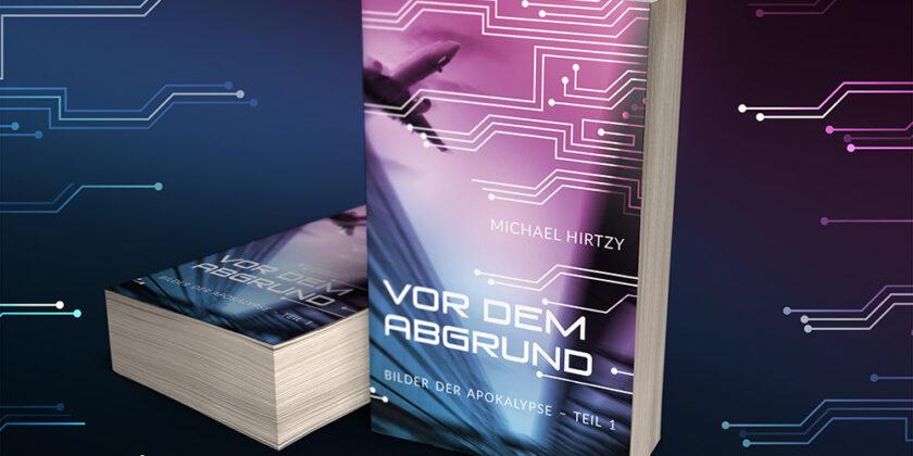 Buchcover – Vor dem Abgrund