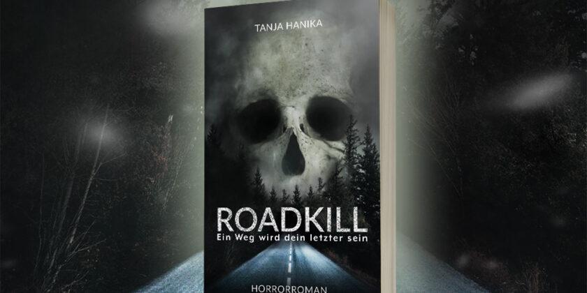 Buchcover – Roadkill