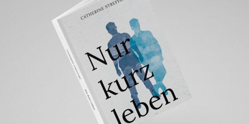 Buchcover – Nur kurz leben