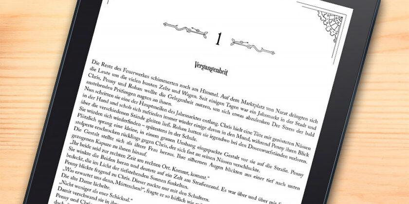 Buchsatz E-Book – Es lauert unterm Teufelsmoor