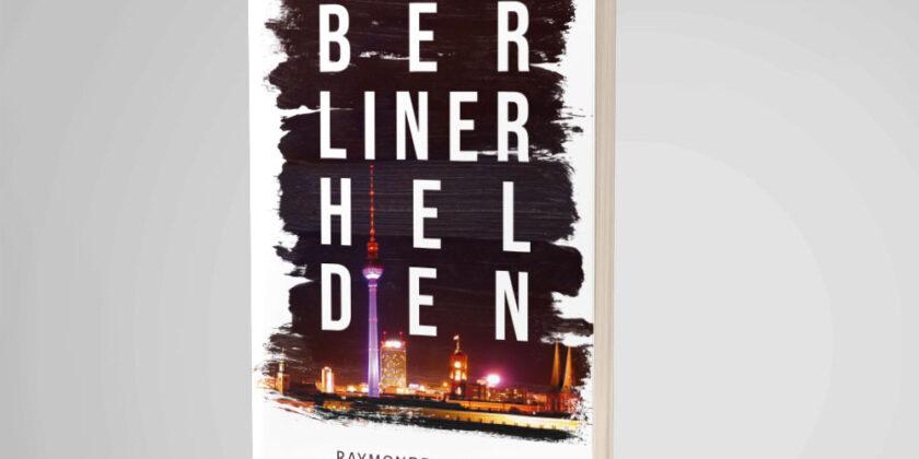 Buchcover – Berliner Helden
