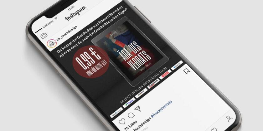 Werbegrafik – Ära des Verrats
