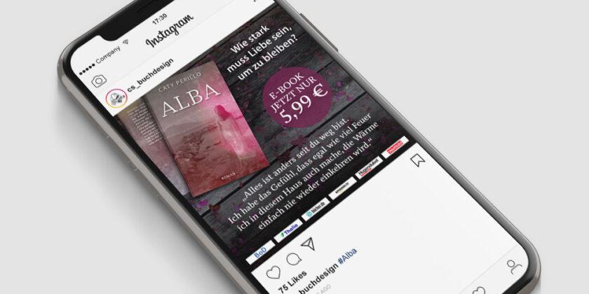 Werbegrafik – Alba