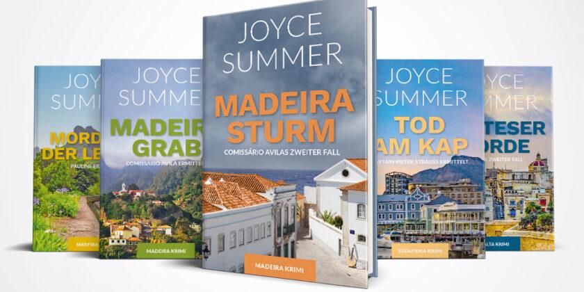 Buchcover – Joyce Summer