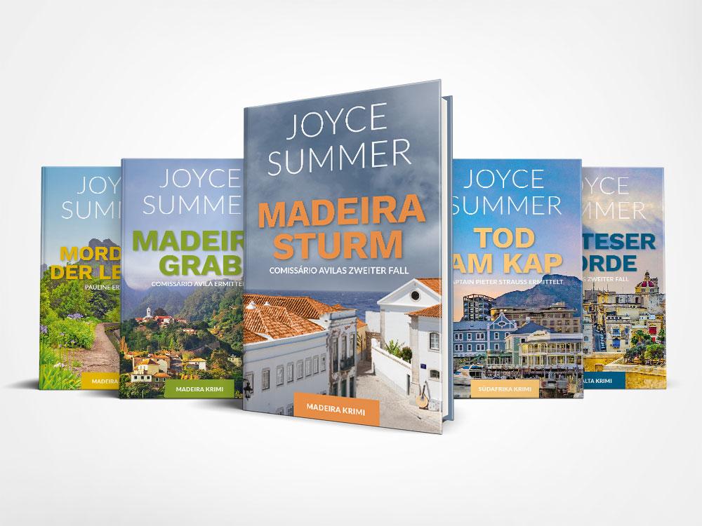 Joyce Summer Bücher