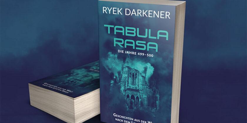 Buchcover – Tabula Rasa