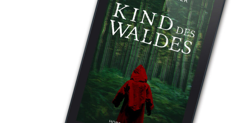 Cover E-Book – Kind des Waldes