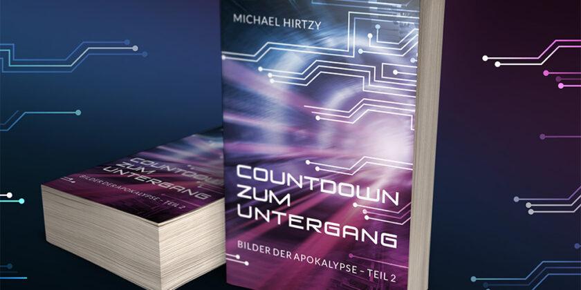 Buchcover – Countdown zum Untergang