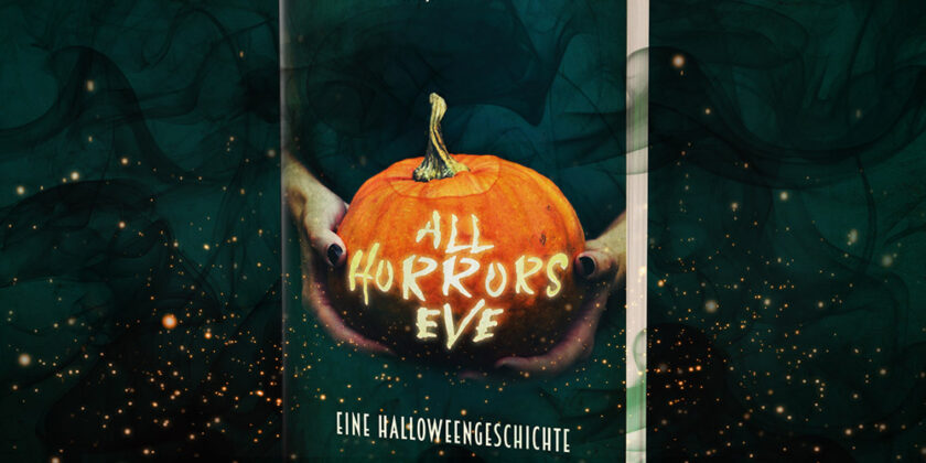 Buchcover – All Horrors Eve