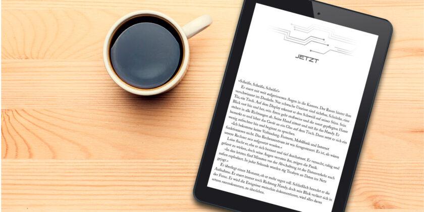 """Auszeichnung """"Beste E-Book Formatierung"""""""
