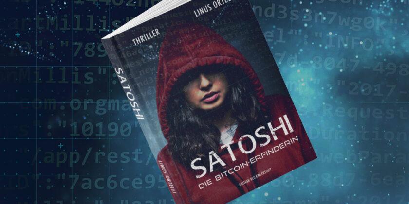 Buchcover – Satoshi